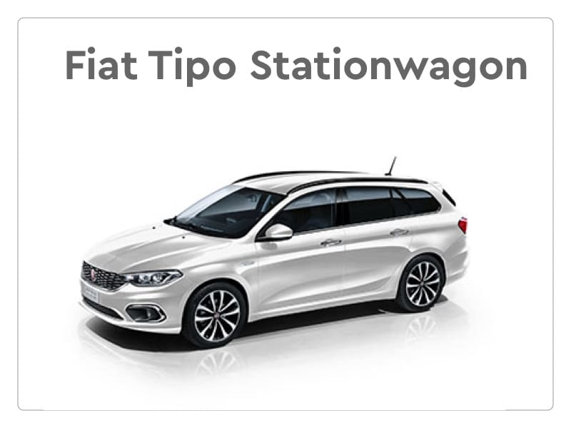 Fiat Tipo Stationwagon private lease