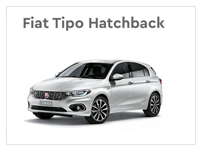 Fiat Tipo private lease