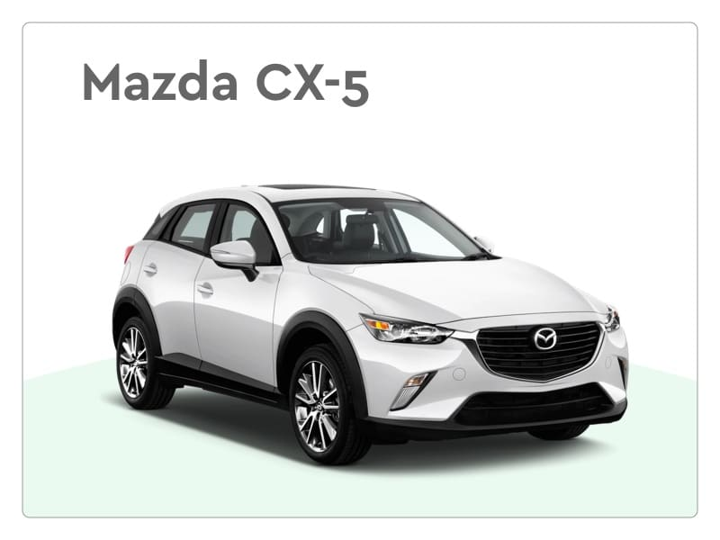 Mazda CX-5 private lease