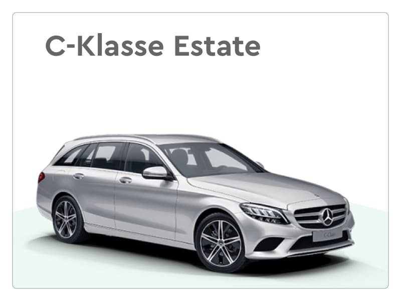 Mercedes-Benz C-Klasse Estate private lease