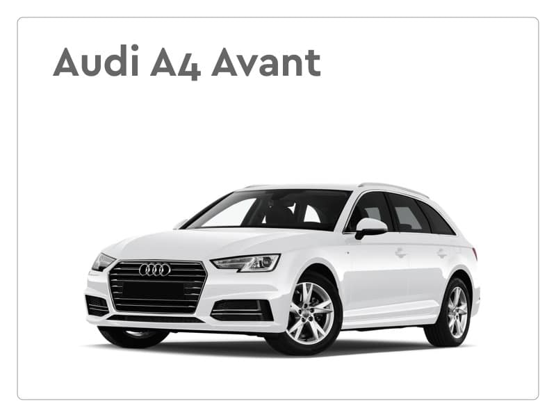 audi a4 avant private lease