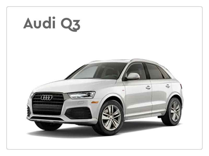 audi q3 private lease