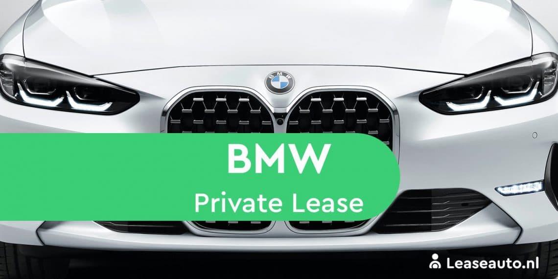 bmw private lease