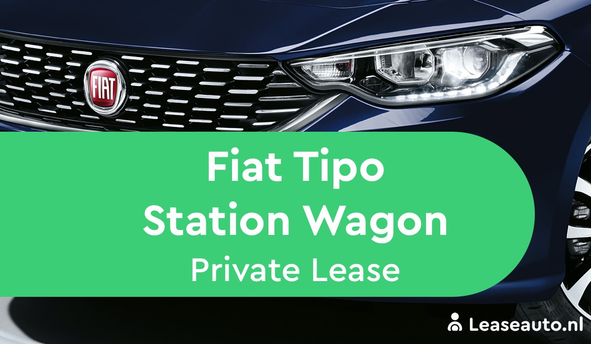 fiat tipo station wagon private lease