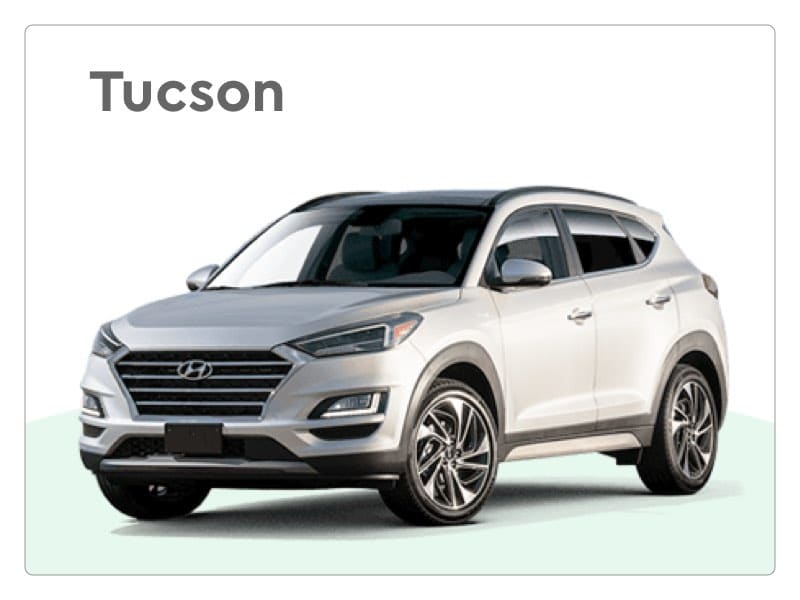 hyundai tucson private lease