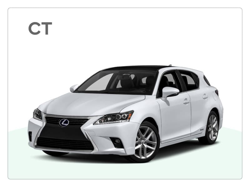 lexus ct private lease
