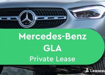 mercedes-benz gla private lease