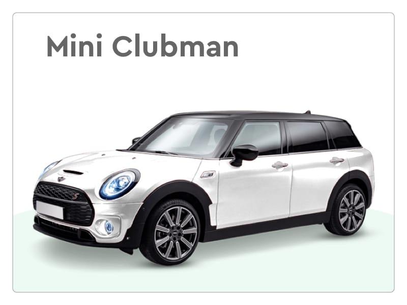 mini clubman private lease