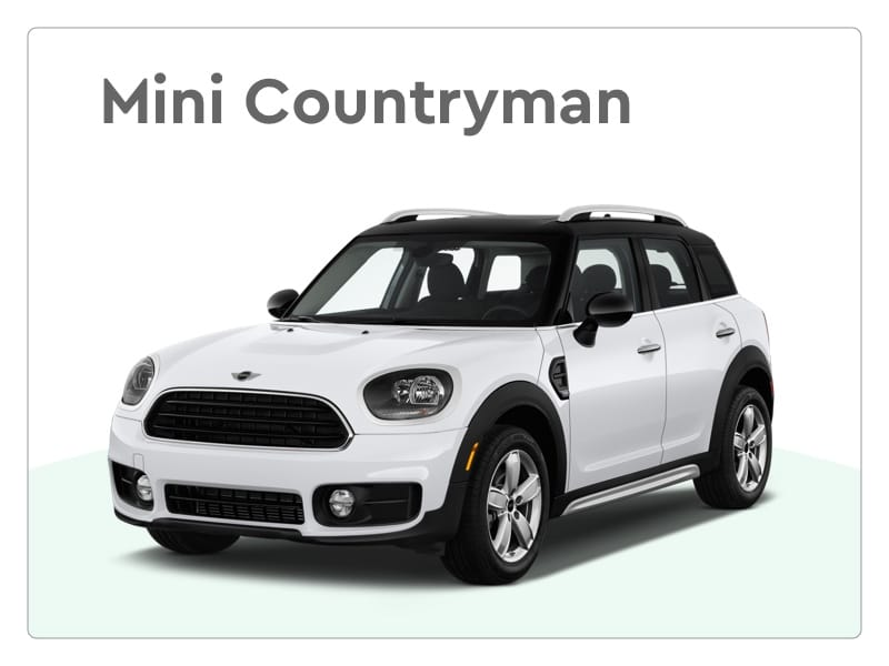 mini countryman private lease