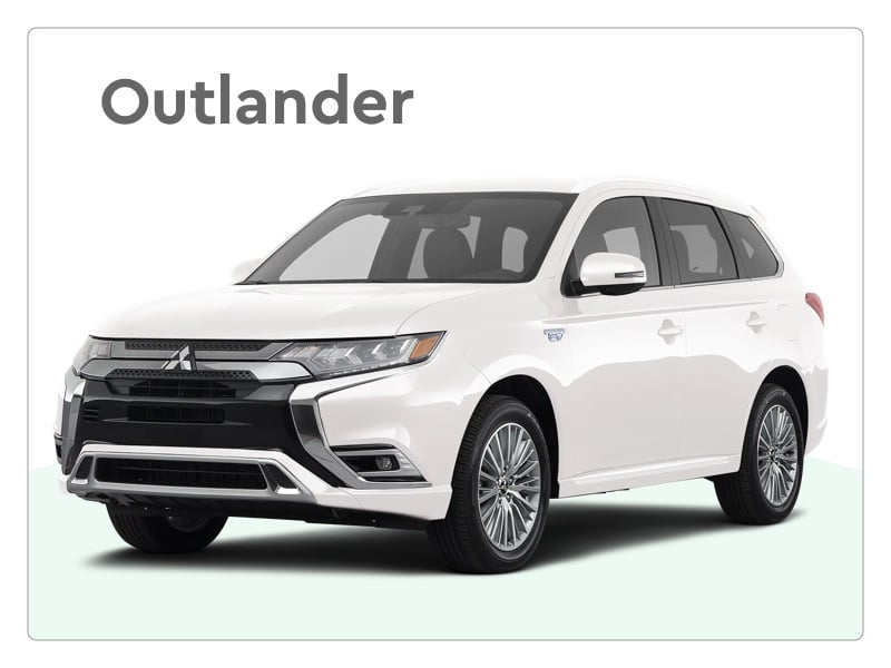 mitsubishi outlander private lease