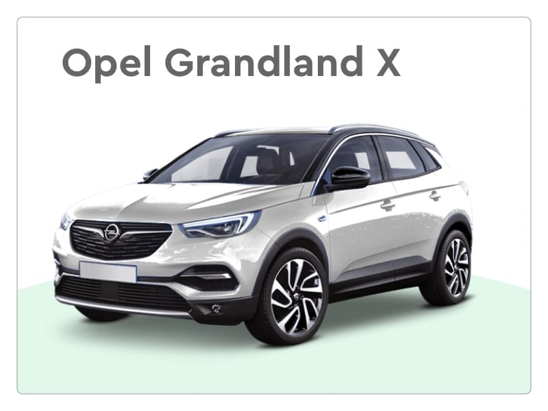 opel grandland x private lease