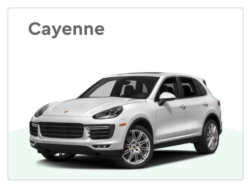 porsche cayenne private lease