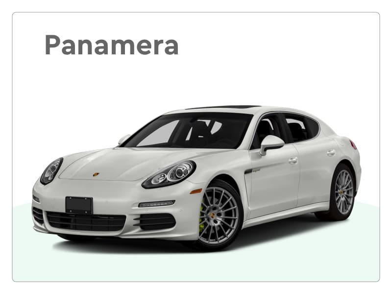 porsche panamera private lease