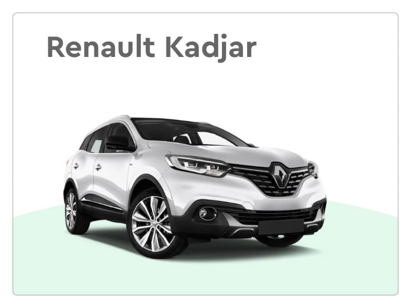 renault Kadjar private lease