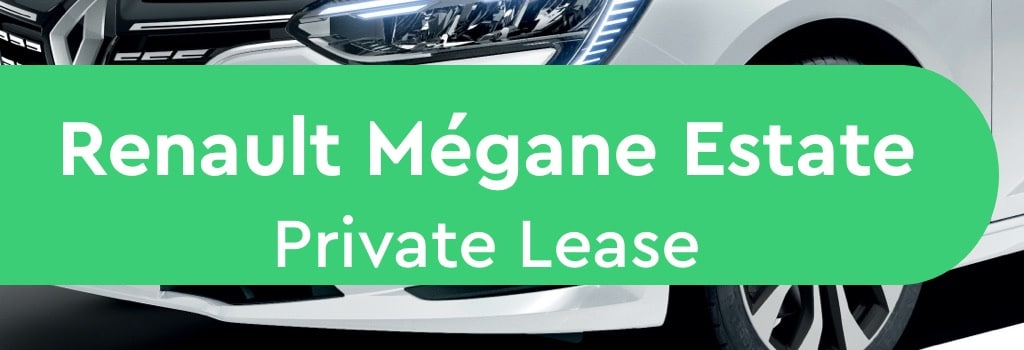 renault megane estate private lease