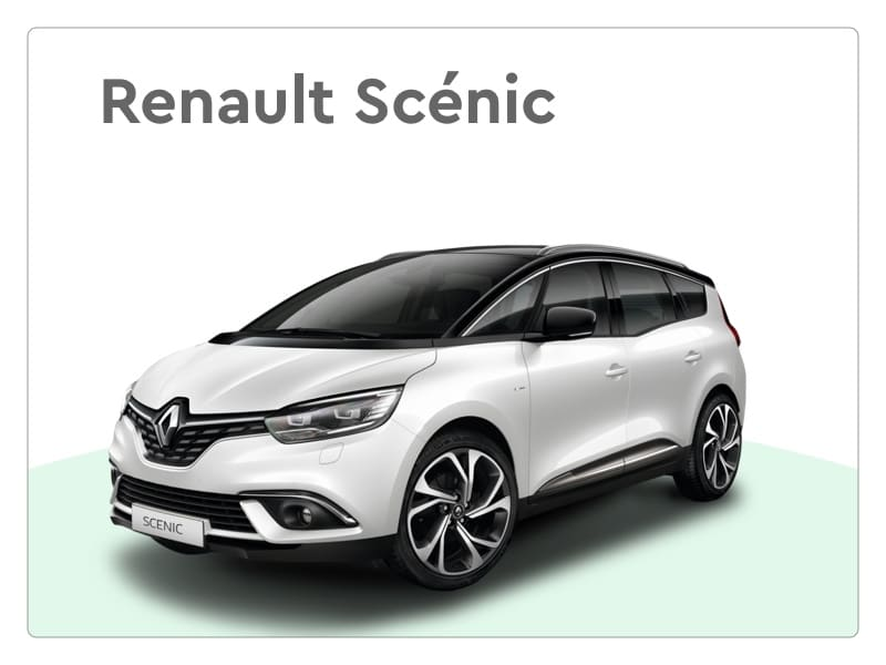 renault scenic private lease