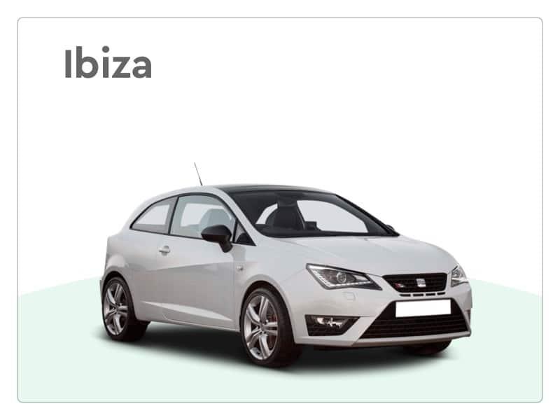 seat ibiza private lease