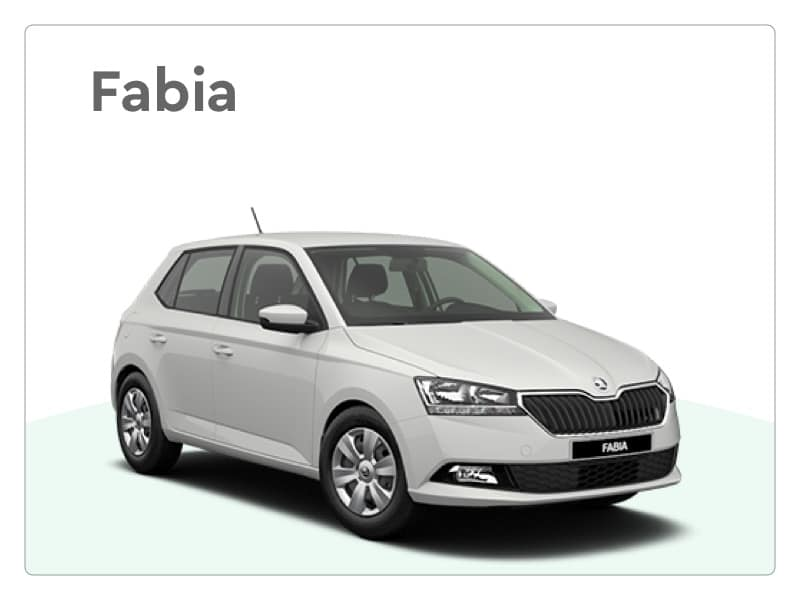 skoda fabia private lease