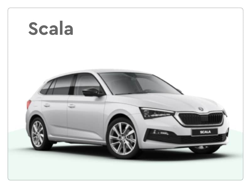 skoda scala private lease copy