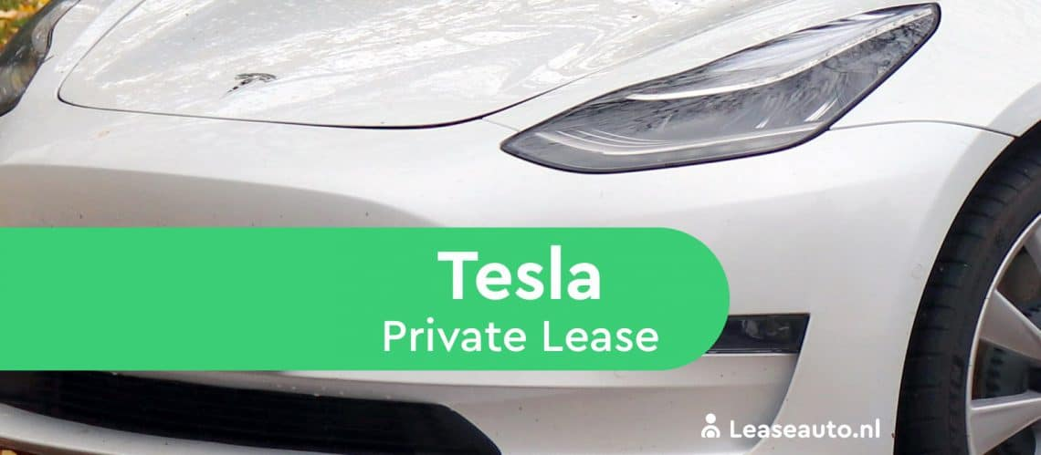 tesla private lease