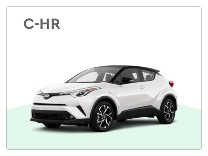 toyota c-hr private lease
