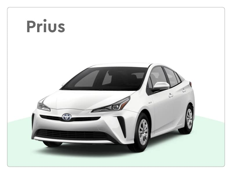 toyota prius private lease
