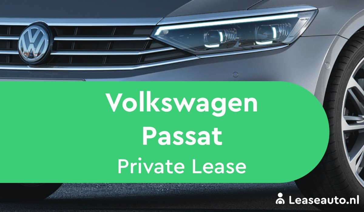 volkswagen passat Private Lease