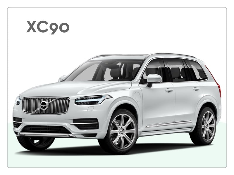 volvo xc90 private lease