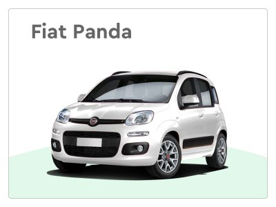 Fiat Panda kleine private lease auto