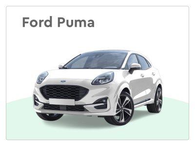 ford puma private lease SUV