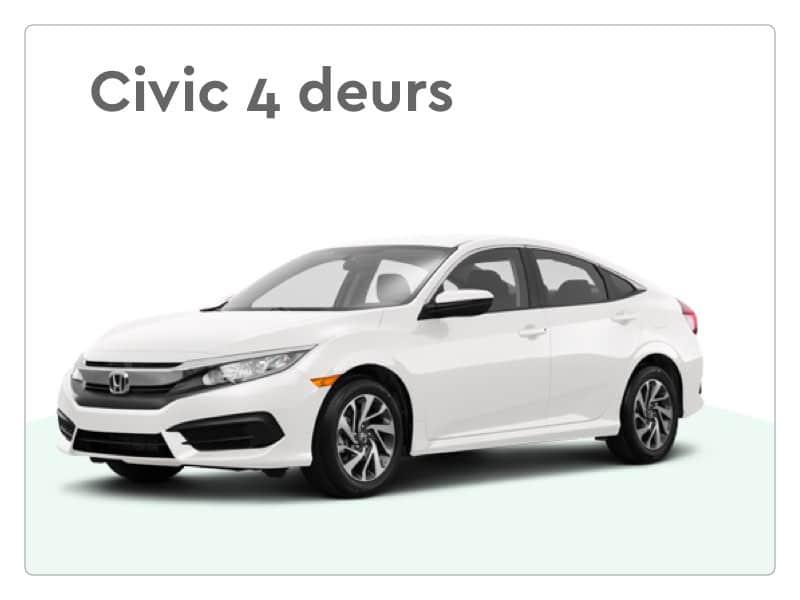Honda Civic sedan 4 deurs