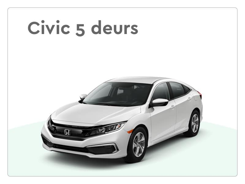 Honda Civic hatchback 5 deurs