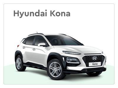 hyundai kona private lease SUV