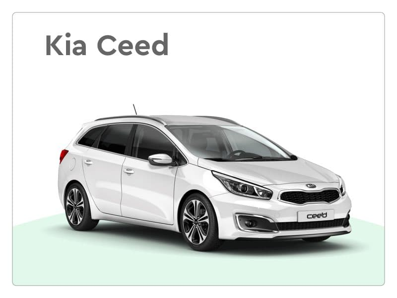 kia ceed private lease gezinsauto
