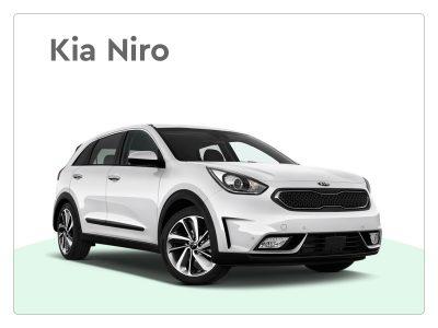 kia niro private lease SUV