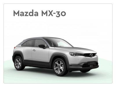 mazda cx 30 private lease SUV