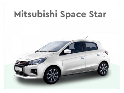 mitsubishi space star kleine private lease