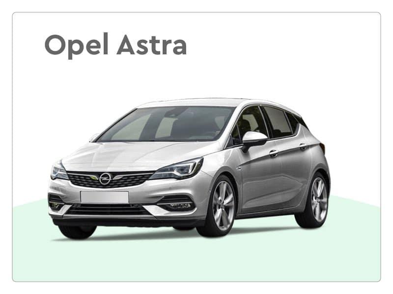 opel astra private lease auto