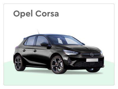 opel corsa private lease auto
