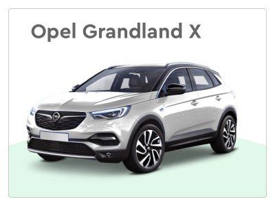 opel grandland x private lease SUV