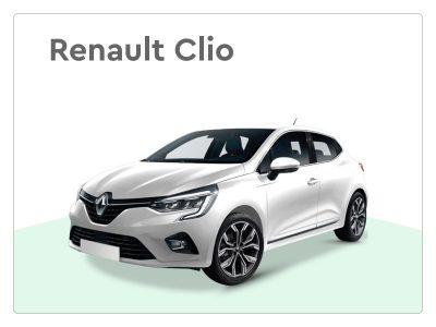 renault clio private lease auto