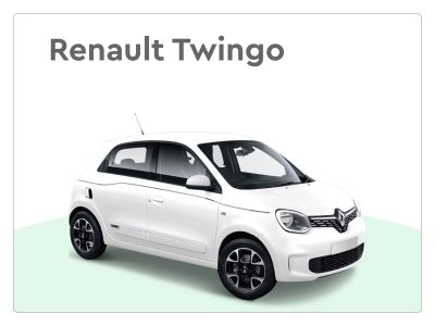 renault twingo kleine private lease auto