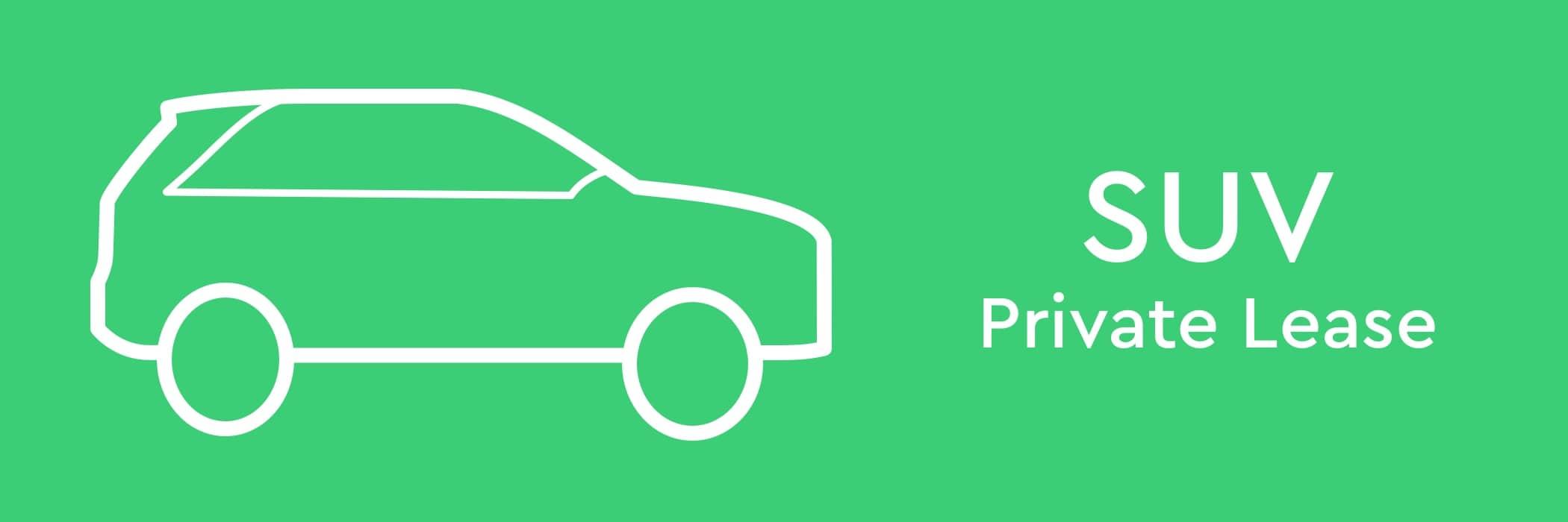 suv private lease auto