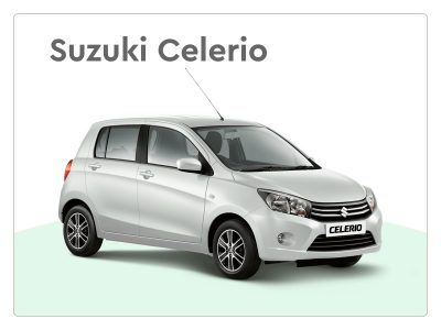 suzuki celerio kleine private lease