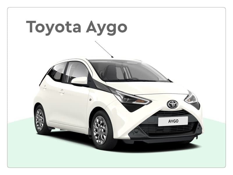 toyota aygo private lease auto