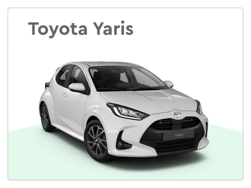 toyota yaris private lease gezinsauto