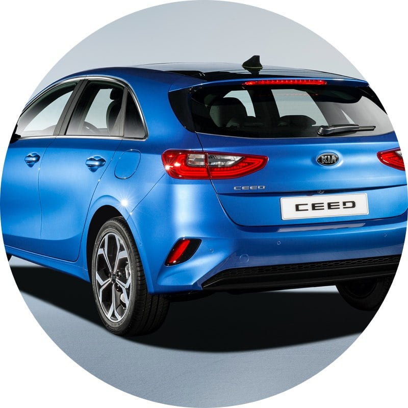 Design Kia Ceed prive lease