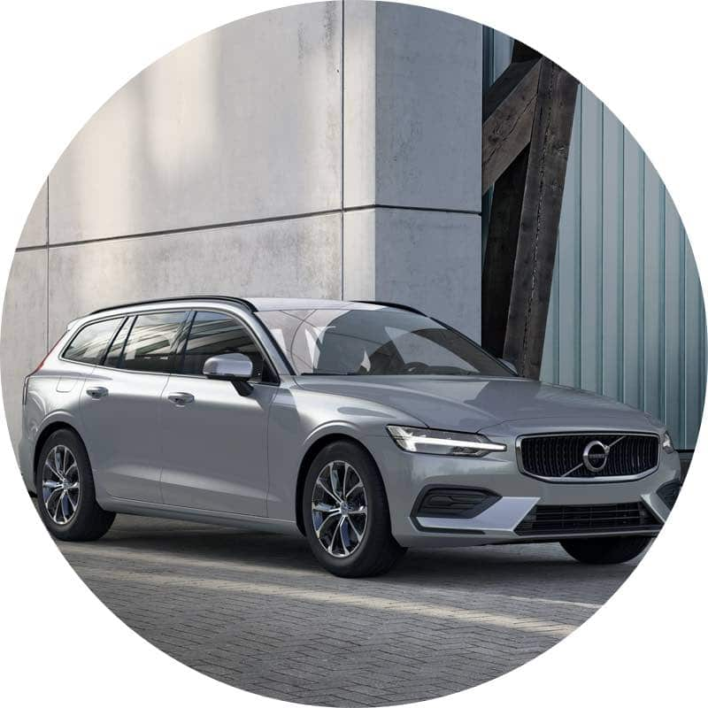 Design Volvo V60 hybrid private lease