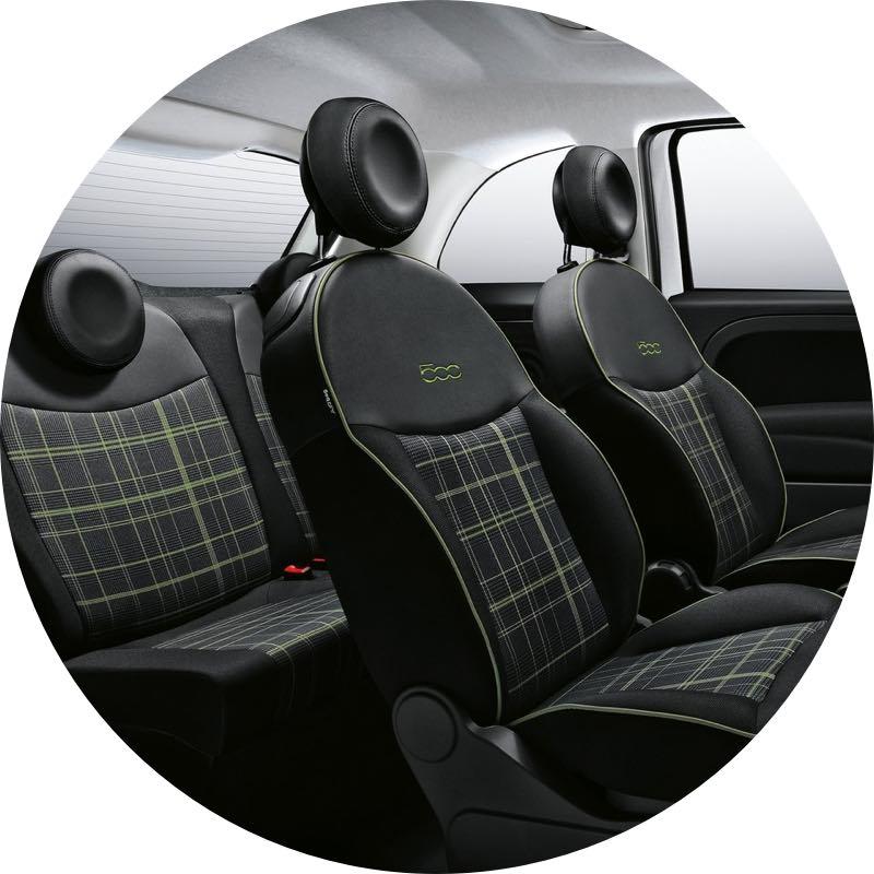 Fiat 500 prive lease