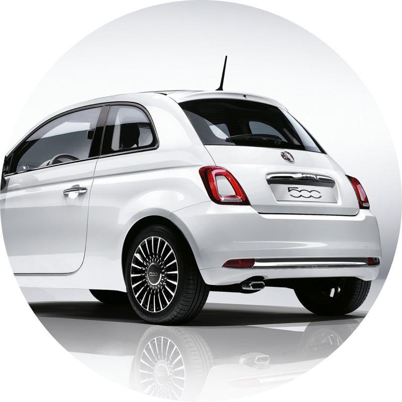 Fiat 500 test